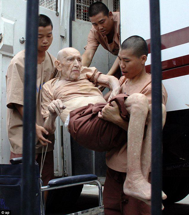 [PHOTO] 93yrs old Man Raped four sisters in Thailand