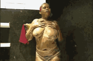 #BBATheChase: Shower Hour [Day 18] – Natasha Masturbating [18+]