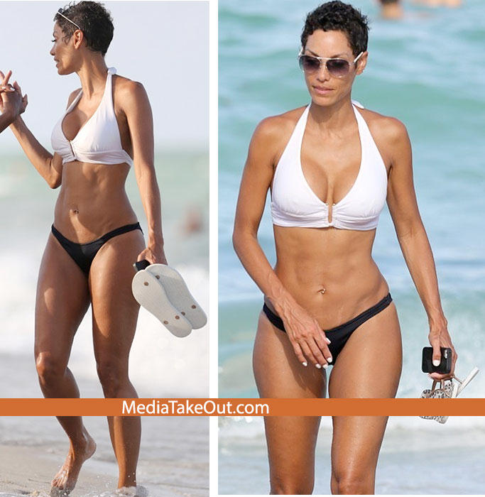Eddie Murphy S Ex Nicole Murphy Is Photo D In A Bikini