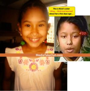 BREAKING NEWS: Nicki Minaj Just Learned That She Has A SISTER. And We Got Pics!!! (Dad Had A SECRET BABY)