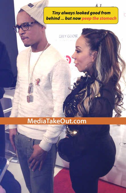 Check Out These BIKINI PICS . . . Of Rapper TI's Wife TINY