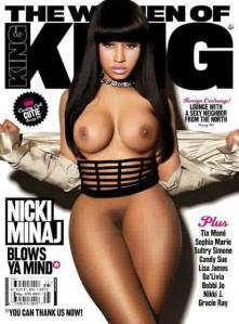 PHOTO:  Nicki Minaj NUDE From Top To Bottom