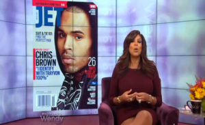 Chris Brown vs Wendy Williams