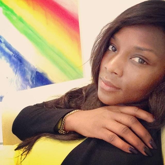 Genevieve Nnaji Withou Make-up