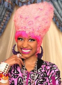 5 Nicki Minaj,s Most Outrageous Hair-Styles